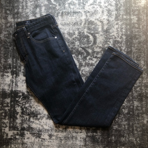"Ag Adriano Goldschmied Other - AG ""The Matchbox"" Slim Straight Jeans"